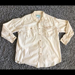 Orvis Insect Repellant Fishing/Camping Shirt - L